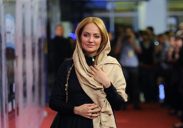 خواهر شوهر مهناز افشار ، طراح لباس جنجالی وی در جشنواره فجر! عکس
