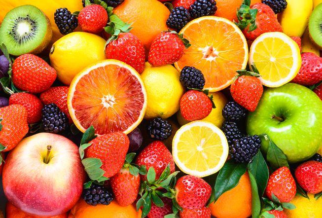 درمان بیماری ها با خواص شگفت انگیز میوه ها