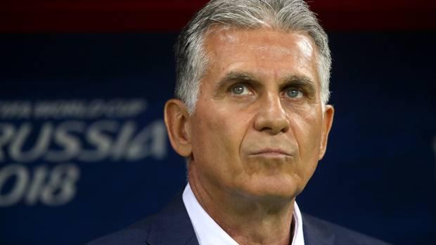 پیام احساسی کیروش به رئیس فدراسیون فوتبال
