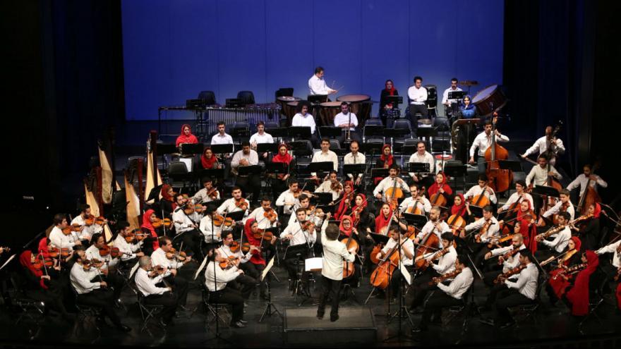 اجرا های چهارمین روز جشنواره موسیقی فجر 97