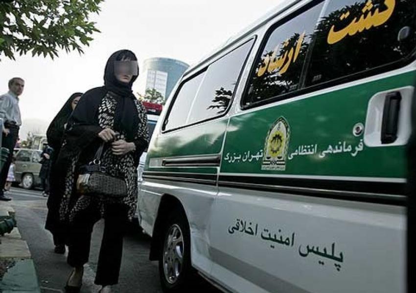 گره ارشادیِ طرح گشت ارشاد در تهران