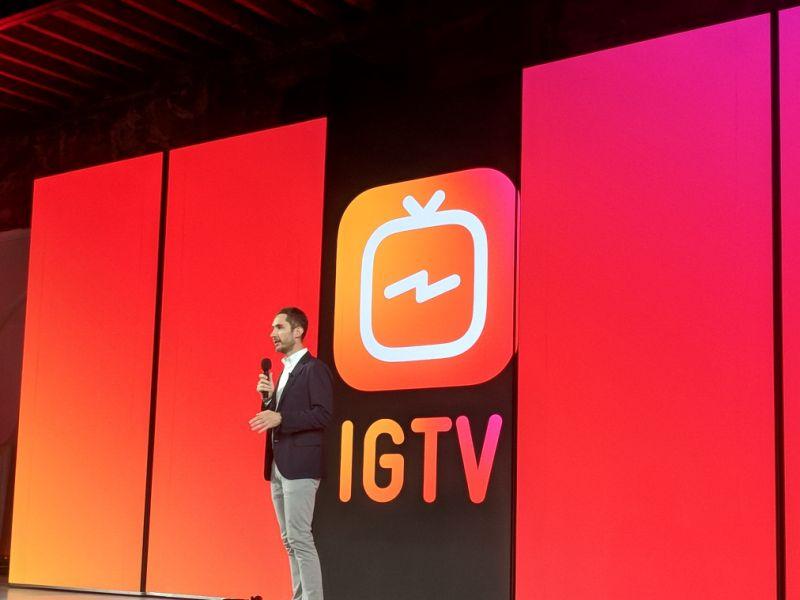 نحوه استفاده از قابلیت iGTV در اینستاگرام