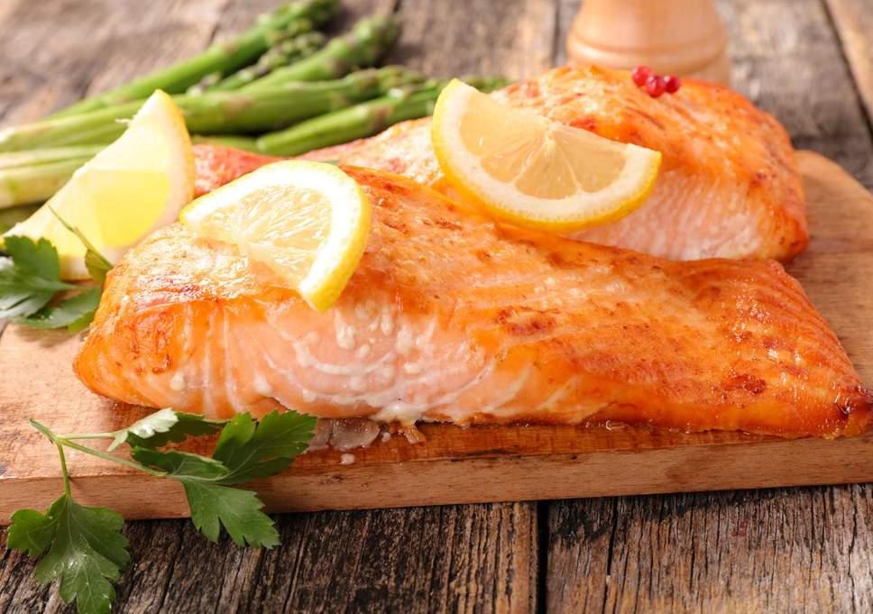 خواص ماهی سلمون