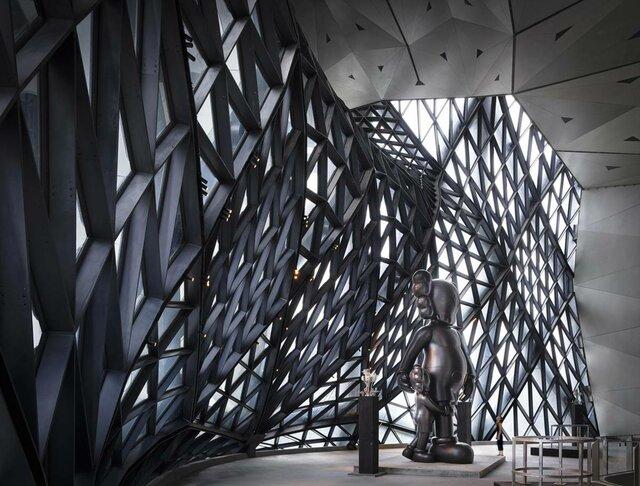 برترین معماری های 2019