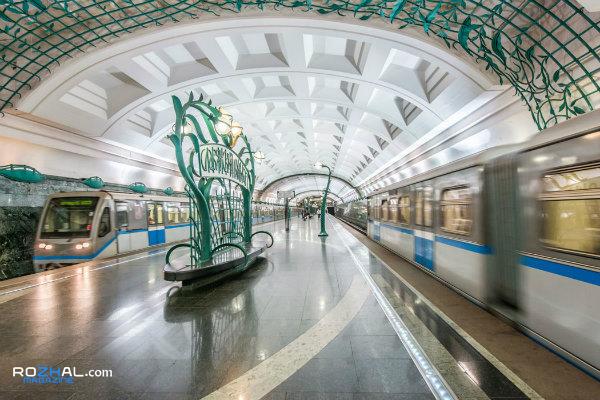 تاریخچه مترو