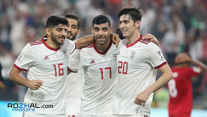 سقوط تیم ملی ایران در جدیدترین ردهبندی فیفا