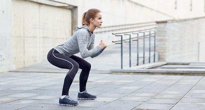 لاغری پایین تنه با ۹ تمرین سادهای که همه میتوانند انجام دهند
