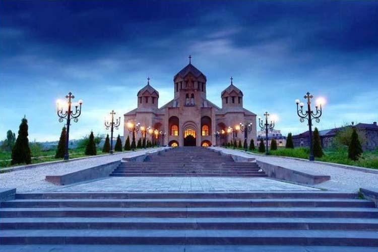 دیدنی های ایروان ؛ پایتخت ارمنستان