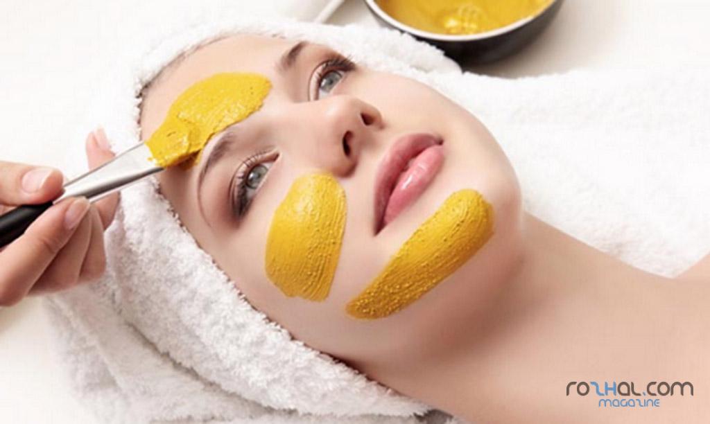 از بین بردن جوش با ماسک طبیعی