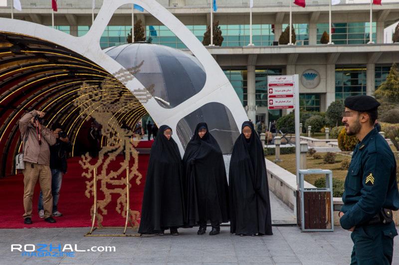 اولتیماتوم پلیس درباره حجاب به سلبریتیها