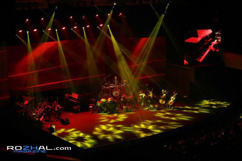 ماراتن کنسرتها در دمای ذوب | از مهران مدیری تا پاپ خوانهای پرطرفدار