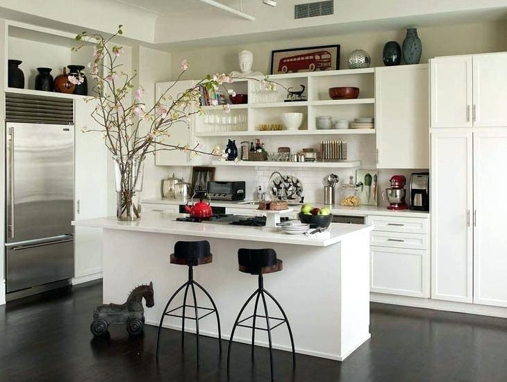 12 ترفند آسان و شیک برای طراحی دکوراسیون داخلی آشپزخانه کوچک آپارتمانی
