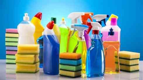 طرز تهیه مایع ضدعفونی کننده خانگی بدون الکل