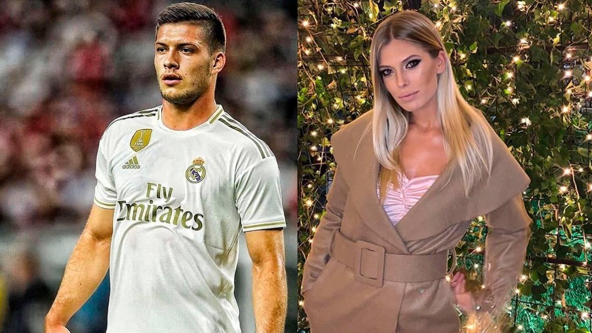 بارداری همسر بازیکن رئال مادرید در دوران قرنطینه !