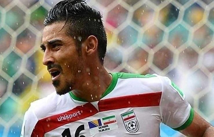رضا قوچان نژاد: دوست دارم برگردم و در ایران بازی کنم
